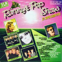 Cover  - Ronny's Pop Show [1986/2] - 24 Super Chart Hits